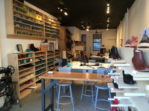 Brooklyn Shoe Space!